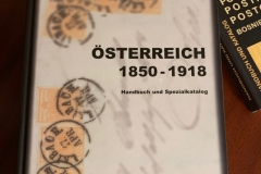 "Another essential reference, ""Osterreich 1850-1918."""