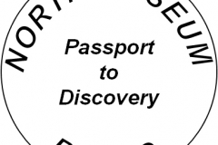 Passport to Discovery circular date stamp (CDS)