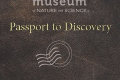 Passport to Discovery Front Cover