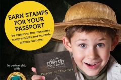 Passport to Discovery Launch Advertisement