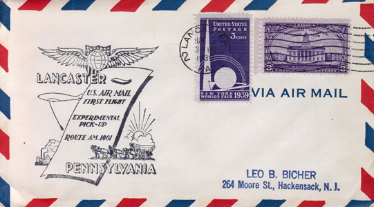 1939 Experimental First Flight