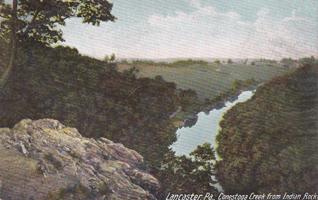 Conestoga Creek Indian Rock