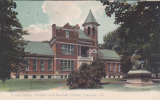 F&M LIbrary