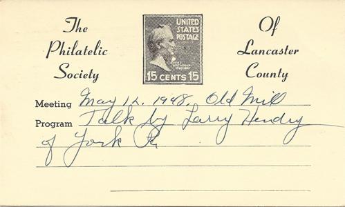 1948-04 Sesquicentennial-R