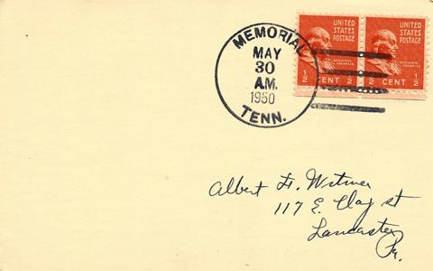 1950-05 Memorial TN-F