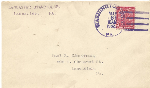 LSC Cover 1932-05-06