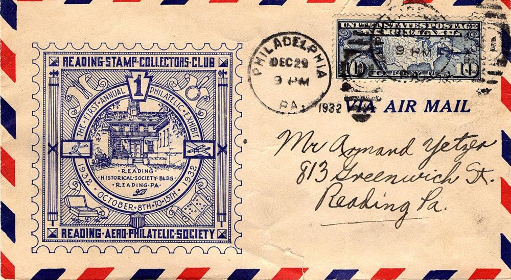 URSCC Show Cover 1932