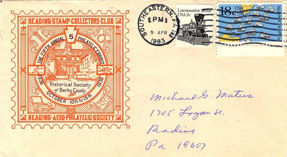 URSCC Show Cover 1936