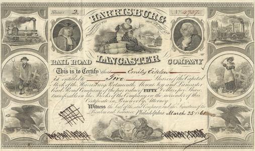 1861 PHM&L RR