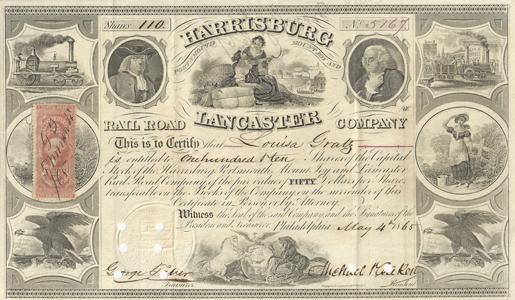 1865 PHM&L RR