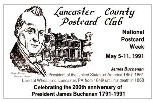 LCPC Postcard 1991
