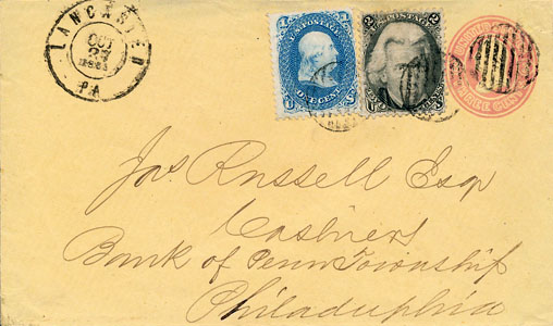 1863 27OCT Lancaster PA