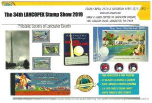 Best Of Lancaster County 2020 LANCOPEX – Philatelic Society of Lancaster County