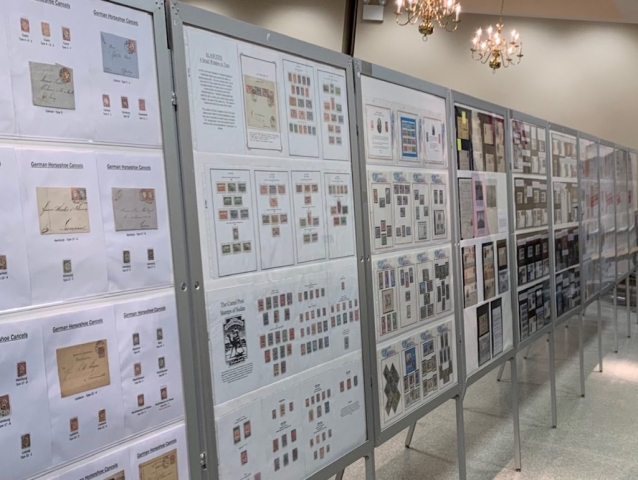 Exhibition Exhibits Frames Lancopex 2019