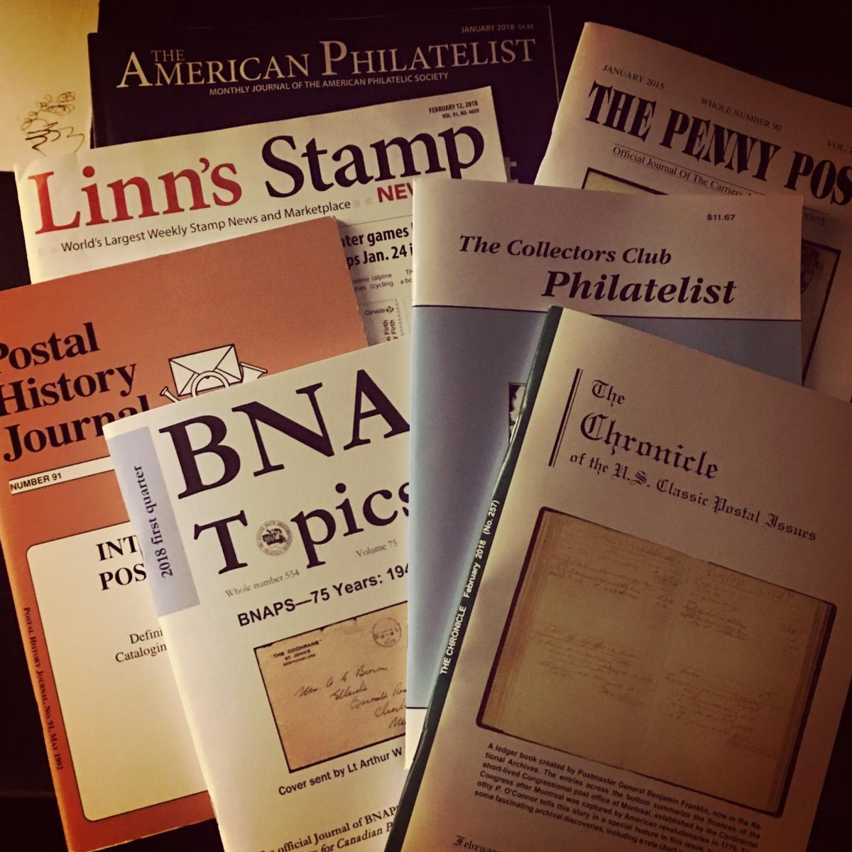 Philatelic Musings – Philatelic Society of Lancaster County