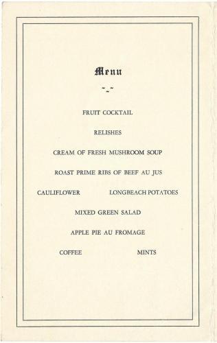 1939 PSLC 2nd Annual Dinner-2