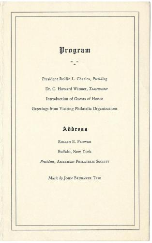 1939 PSLC 2nd Annual Dinner-3