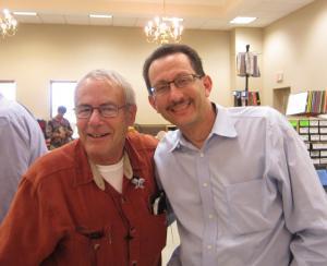 Charles J. DiComo & Tim McRee @ LANCOPEX17
