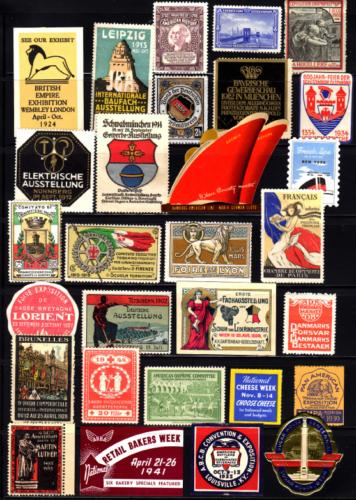 Poster Stamps, Dr. Paul Petersen
