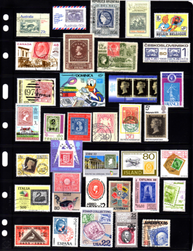 Stamps on Stamps, Dr. Paul Petersen