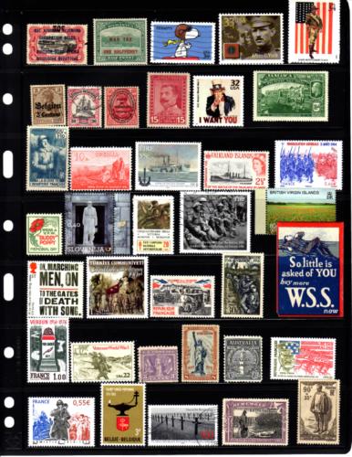 World War I (WWI), Dr. Paul Petersen