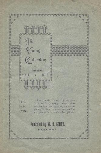 Young Collector 1897-06 V1N6 p1